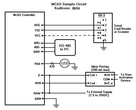 hid prox reader wiring diagram hid card reader wiring diagram efcaviation