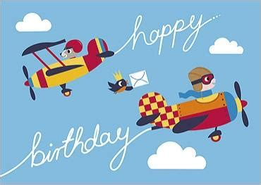 Airplane Happy Birthday Images