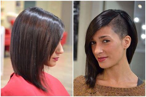 fotos de cortes corto de mujer 2016 cortes de pelo corto medias melenas y colores tendencias