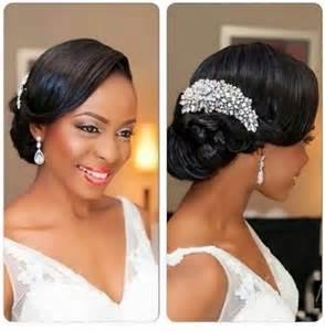 black hairstyles 2015 with pin ups 10 id 233 es sympa de coiffures de mariage blacknwed hair wedding idea pinterest facebook