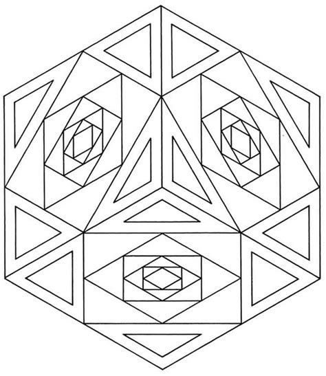 geometric pattern wiki free geometric coloring pages for adults