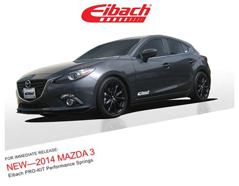mazda products product releases 2014 mazda 3 pro kit
