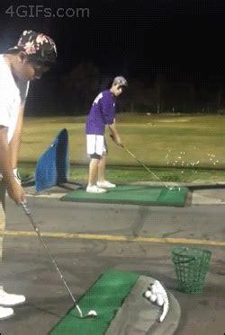 swinging balls tumblr gif trick sports swing golf golf ball putt 4gifs
