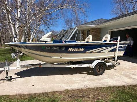 sylvan boats aluminum aluminum fish sylvan boats for sale boats