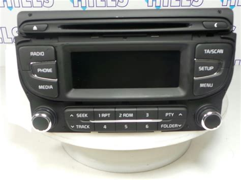 Kia Cd Player 2013 Kia Ceed Cd Player Stereo Unit Code Free