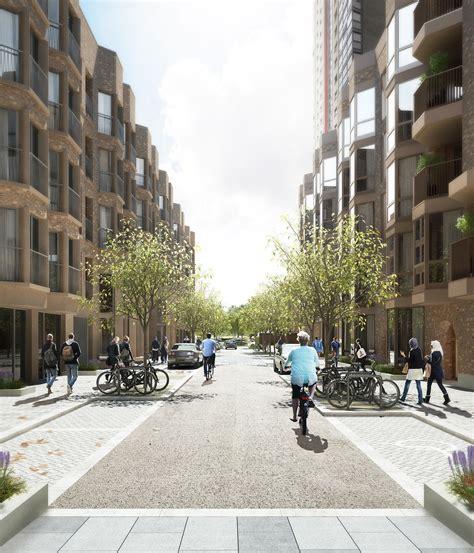green light estate green light for 163 200m hackney estate regeneration