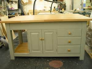 Kitchen Island Unit by Kitchen Island Units Bespoke Kitchen Island