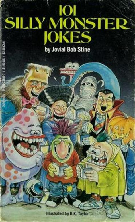 silly picture books 101 silly jokes by r l stine reviews