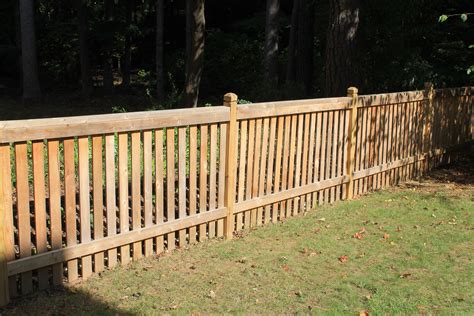 Home Decorators Collection Code by Wood Fences Fence Designs Atlanta Company Custom Cedar Top