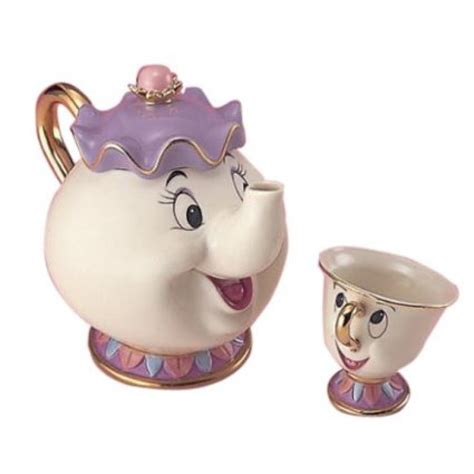Beauty And The Beast Pot | mrs pot and chip beauty and the beast tea pot tea cup