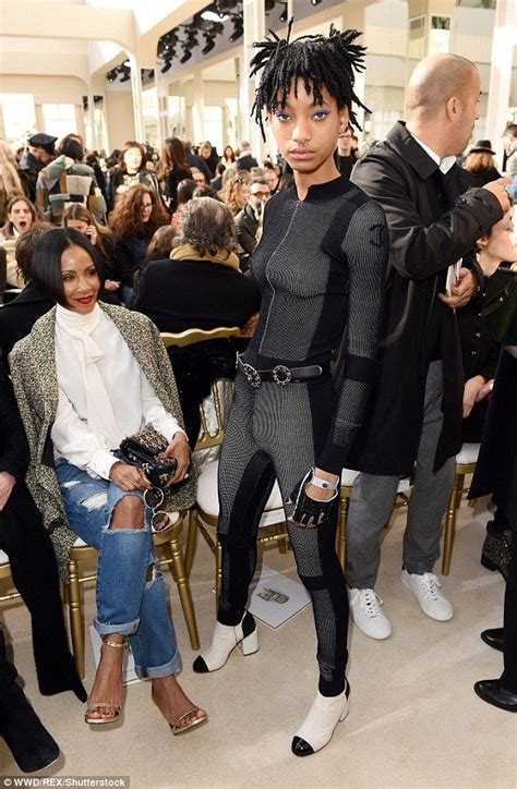 Willow Smith Wardrobe - willow smith 15 named new of chanel hip hop