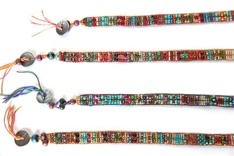 how to bead weave without a loom gift mirrix looms bead weaving class december 8th