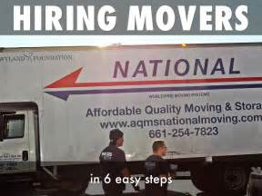 Hiring Movers | hiring movers by connor macivor