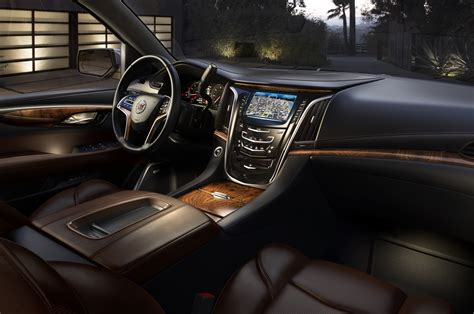 2015 cadillac escalade interior 2015 cadillac escalade interior photo 2
