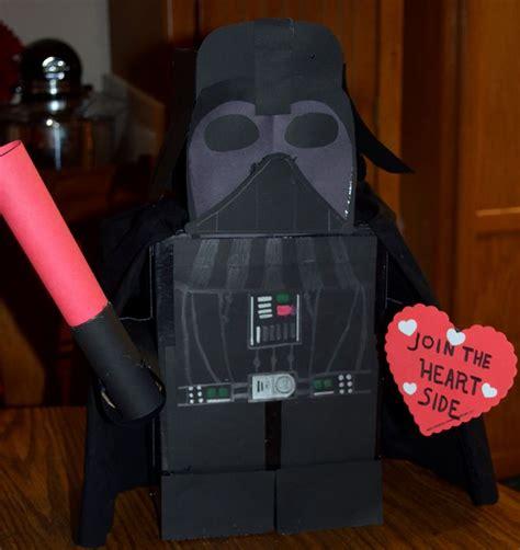 darth vader box lego darth vader box valentines day