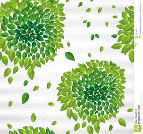 leaf pattern vector files spring time contemporary green leaves seamless pattern