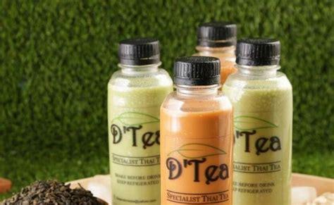 membuat thai ice tea tips membuat thai tea yang enak mau coba