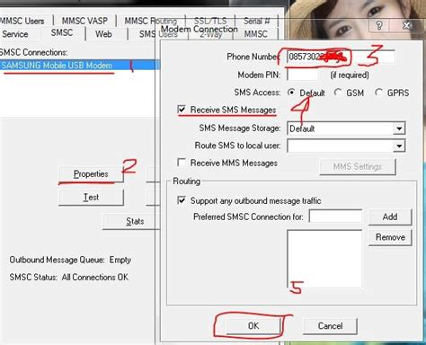 membuat database lagu membuat sms gateway auto reply