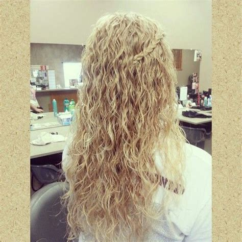 before and after big wave perm yelp make me beautiful curly hair perm purple and orange rods braid hair by
