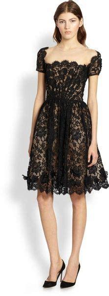 Brokat Combi Flower Dress black lace dress floral kebaya brokat oscar de la renta black lace dresses