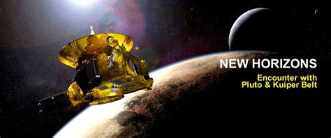 new horizons ames contributions to the new horizons mission to pluto nasa