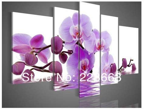 Sale Prewalker Pink Purple Flower Limited Factory Sale 100 Painted Wall Purple Flowers