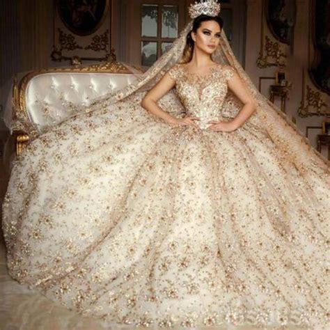 Gold Wedding Dresses by Buy Wholesale Gold Gown From China Gold