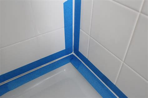 Shower Caulk Mold by Our Home From Scratch