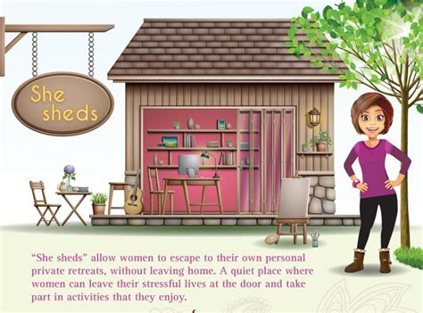 she shed plans how to build a she shed