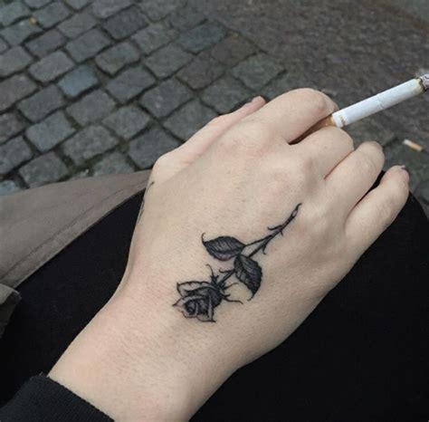 tattoo on hand tumblr hand tattoo tumblr