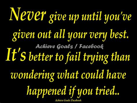 imagenes never give up giving up on you quotes quotesgram