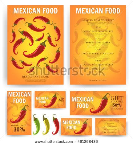 mexican business card template mexican coffee stock photos royalty free images vectors