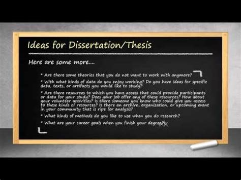 Branding Thesis Topics Dissertation Topics In Leadership Education