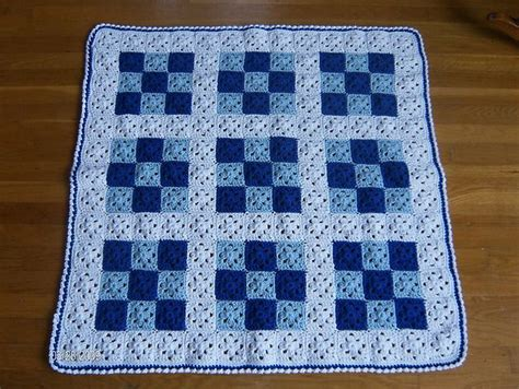free crochet pattern quilt ravelry baby nine patch crochet quilt pattern by melanie