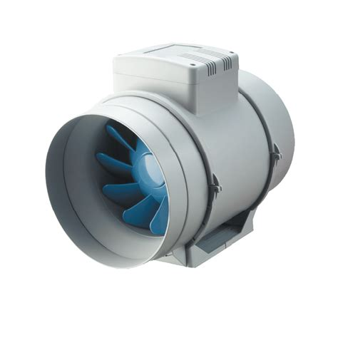 high cfm 120mm fan 200mm blauberg in line fan blaturbom200f