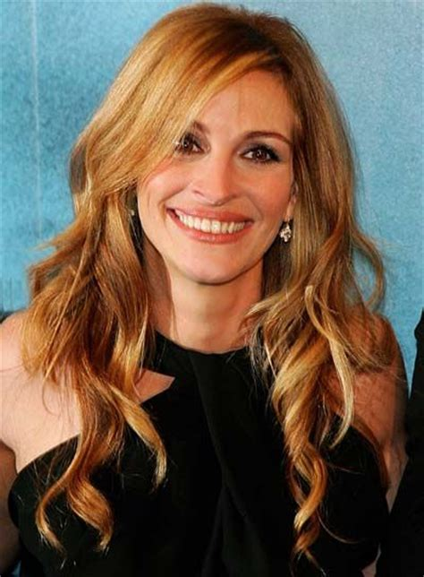 julia roberts red hair long wavy hairstyles wavy hair and on the shelf on pinterest