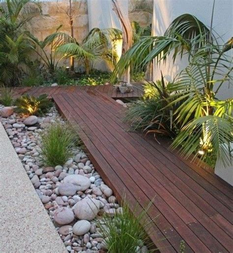 backyard pebbles best 25 pebble garden ideas on pinterest pebble