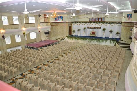 Dining Room With Kitchen Designs Marriage Hall In Vellore P Dhandapani Mudaliar