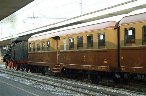 carrozza ferroviaria carrozza corbellini