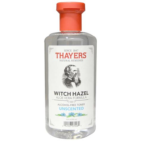 12 Best Toners by Thayers Witch Hazel Aloe Vera Formula Free