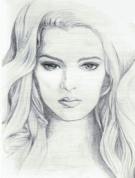 33 contoh gambar sketsa wajah dengan pensil paling bagus sosmedmu
