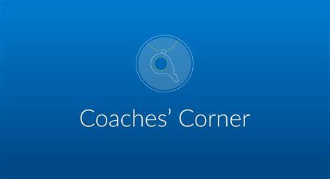 couches corner new blog series coaches corner webmd health services