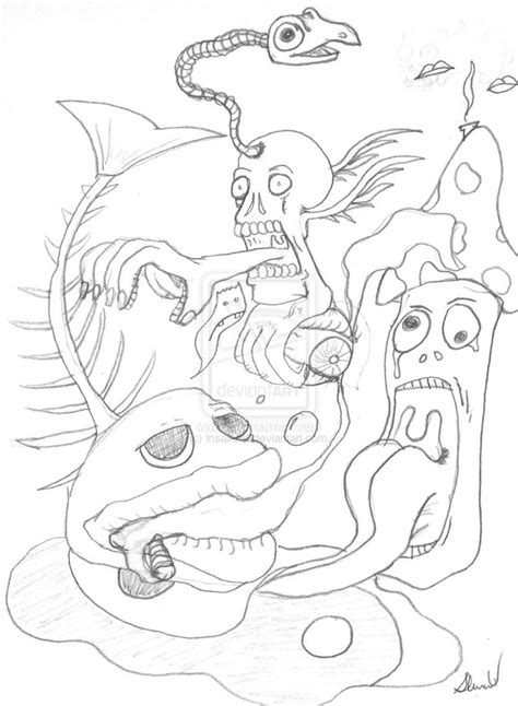 trippy in coloring pages trippy coloring pages size coloring pages