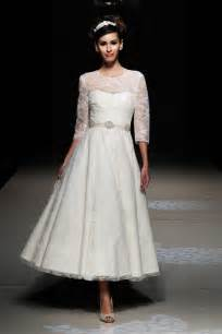 tea length wedding dresses wedding dresses designs photos pictures pics images tea length wedding dresses photos pictures