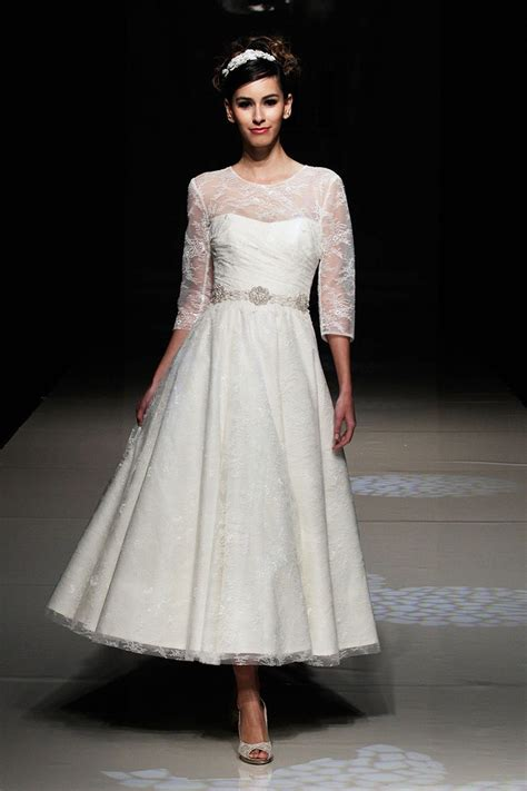 Tea Length Wedding Dresses by Wedding Dresses Designs Photos Pictures Pics Images Tea