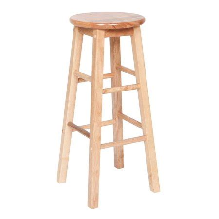 Wood Bar Stool Set by Wood Bar Stool Set Of 2 Walmart