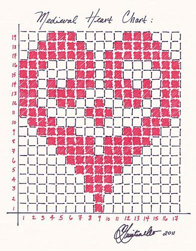 heart graph pattern 109 best images about tapestry crochet and fair isle on