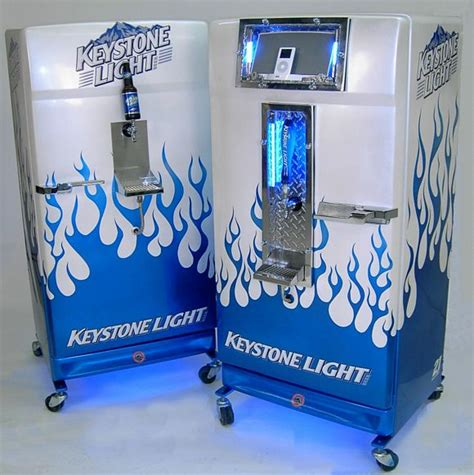 how much is a keg of keystone light craigerator and even kegerators work best with
