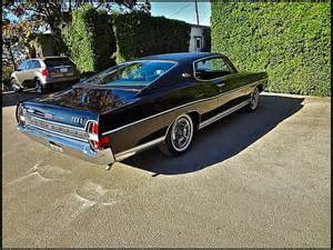 1968 ford xl fastback cars