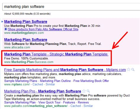 word layout strange weird adwords layout